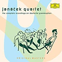 Janテ。cek Quartet: Complete Recordings on Deutsche Grammophon