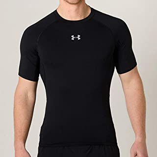 Camiseta Under Armour Compressão HG SS Brasil