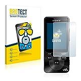 BROTECT 2X Entspiegelungs-Schutzfolie kompatibel mit Sony Walkman NWZ-E585 Displayschutz-Folie Matt, Anti-Reflex, Anti-Fingerprint