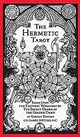 ザ ヘルメティック・タロット Hermetic Tarot Deck 【メーカーオリジナル英文小冊子付き】