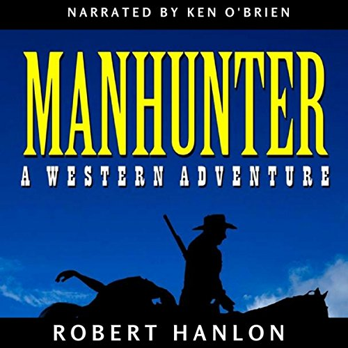 Man Hunter audiobook cover art
