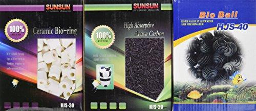SunSun Sun CBR Canister Filter Media Set