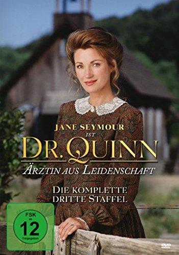 Dr. Quinn - Ärztin aus Leidenschaft Staffel 3 (Amaray) [6 DVDs]