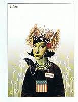 ねこの引出し PAPAYAグリーティングカード 「Portrait」