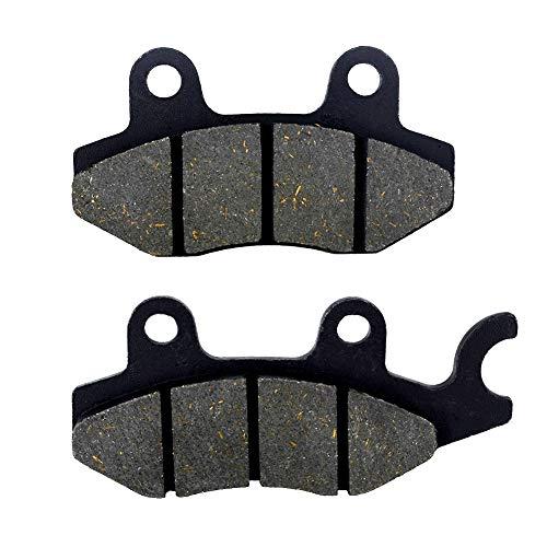 AHL 1 Paar Vorne Bremsbeläge für XL 125 V1/V2/V3/V4/V5/V6/V7/V8/V9/VA Varadero 2001-2011