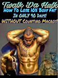 SLICED UP - FULL 12 WEEK FAT BURNING PROGRAM: HOW TO LOSE 10% BODY FAT IN JUST 90 DAYS WITHOUT COUNTING MACROS (TwalkDaHulk Ebooks Book 1) (English Edition)