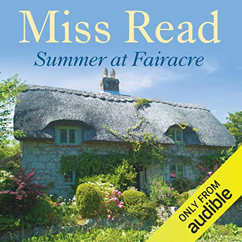Summer at Fairacre cover art