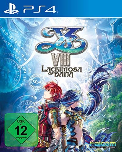 YS VIII: Lacrimosa of DANA (PlayStation PS4)