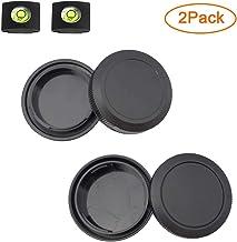 + Lens Cap 58mm Lens Cap Center Pinch for Canon EOS RP Microfiber Cloth