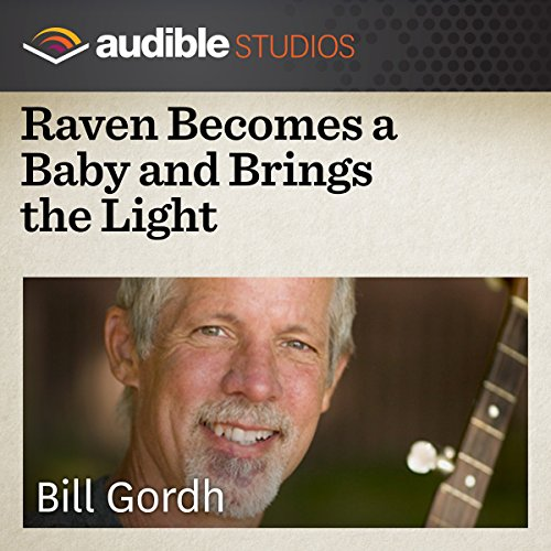 Raven Becomes a Baby and Brings the Light cover art