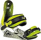 Nitro Snowboards para Mujer Fijaciones Cargador BDG 16 Lima Talla:Medium