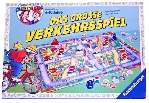 Ravensburger 23093 - Verkehrsspiel