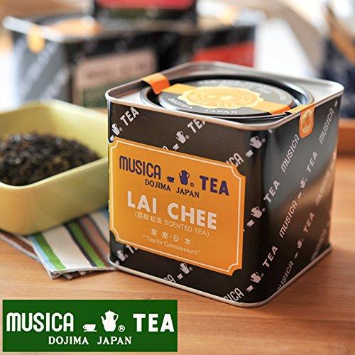 MUSICA TEA/ムジカティー ライチ 《food》<226g缶>