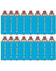 HEIMWERT Cartuchos de gas p 16 cartuchos de gas de 227 g)