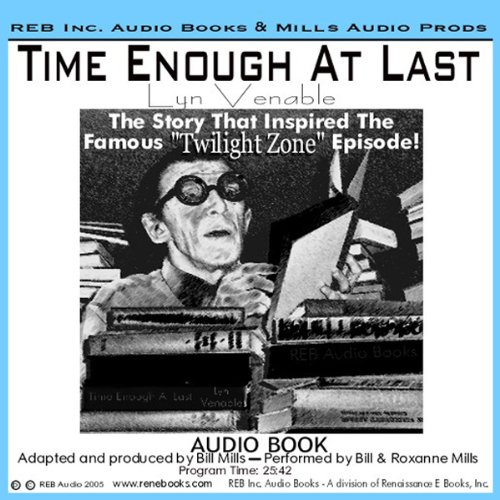 Time Enough at Last audiobook cover art