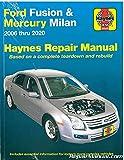 H36045 Haynes Ford Fusion 2006-2020 Mercury Milan 2006-2011 Auto Repair Manual