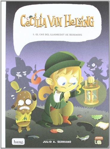 Cecília Van Helsing: El cas del lladregot de berenars (Mamut 9+)