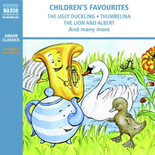 I'm A Little Teapot and Other Children's Favourites cover art