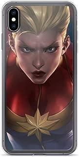 iPhone 6/6s Anti-Scratch Shockproof Case Art of Captain American Avengerss Superhero Stan-lee Movie Comic Stan-lee