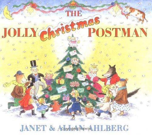 The Jolly Christmas Postman by Ahlberg, Allan (2001) Hardcover