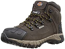 best work boots with steel toe cap
