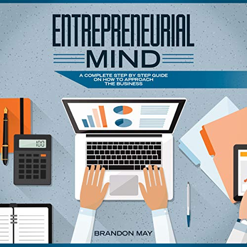 Entrepreneurial Mind audiobook cover art