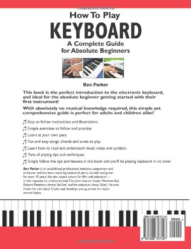 How To Play Keyboard: A Complete Guide for Absolute Beginners