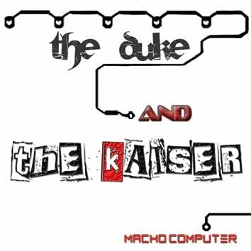 Macho Computer (DJ Edit Remixes)