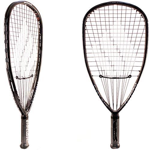 Ektelon Toron Tour Lite ST SS RX76A Racquetball Racket Black Gold 3 5/8