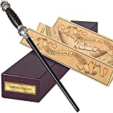Varita de Harry Potter Wand Training Stick Película Película Barra de Puntas Ideal para Carnival y Halloween - Wand de Juguete de Harry Potter Adecuado. varitas RVTYR (Color : Magic Wand C)
