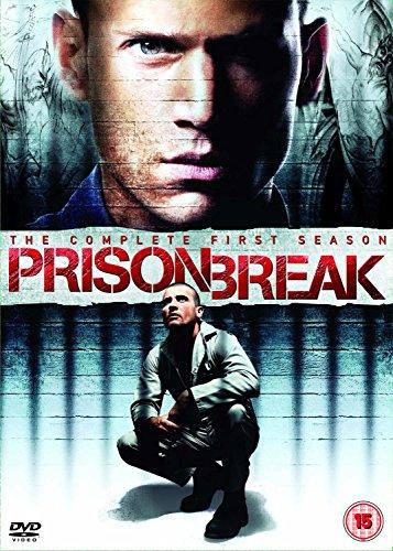 Prison Break: Complete Season 1 (6 Dvd) [Edizione: Regno Unito] [Reino Unido]