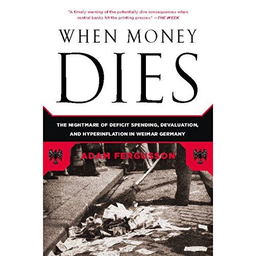 When Money Dies audiobook cover art