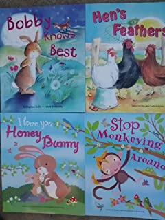 Children's Story Books (Assorted, Titles Vary)