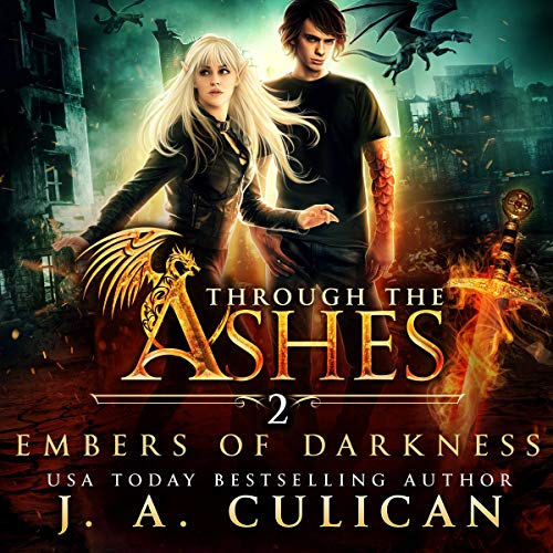 Embers of Darkness cover art
