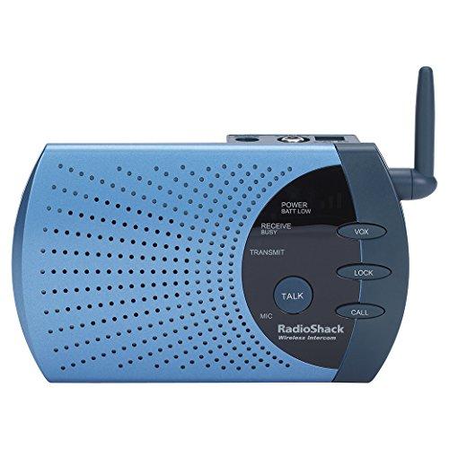 RadioShack 4-Channel 900MHz Wireless Intercom with VOX Mode