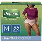 Depend FIT-FLEX Incontinence  ...