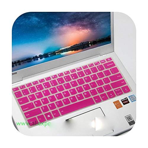 For Lenovo Ideapad S145 L340 S340 14Ast 14Iwl 14Igm 14Ikb S145-14Ast S145-14Ikb S145-14Iwl S145-14Igm 14' Laptop Keyboard Cover-Rose-