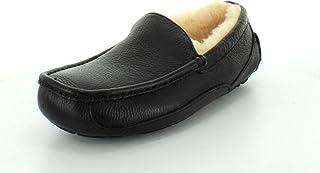 UGG Adult Men's Ascot Leather Slipper