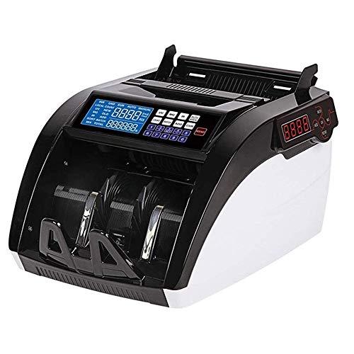 SMLZV Contatore dei Soldi con UV, rilevazione Magnetica contraffazione, Che Conta Macchina con Costi più elevati, Professionale Bancomat Counting