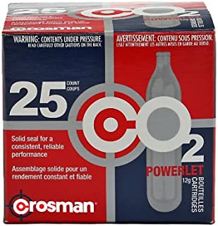 Crosman 12 CO2 Gram Cartridges