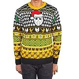 Ghostface Killah Ugly Christmas Sweater (Adult Medium)
