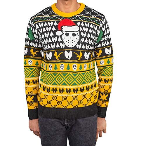 Ghostface Killah Ugly Christmas Sweater (Adult Small)