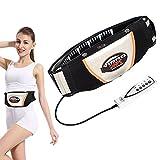 Semme Fajas Reductoras Adelgazantes eléctrica Cinturón pérdida de peso cintura vibrante masajeador cinturón que adelgaza quema grasa cuidado de la salud