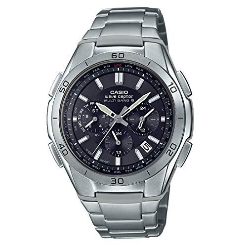 [カシオ] 腕時計 ウェーブセプター WAVE CEPTOR WVQ-M410TD-1AJF メンズ シルバー