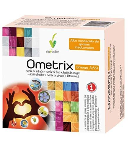 Ometrix 3 6 9 60 cápsulas de Nova Diet