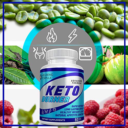Keto Diet Pills-Natural Exogenous Ketones Supplement-Weight Loss Appetite Suppressant Keto Diet Pills That Work Fast for Women and Men-Perfect Keto Fat Burner-Metabolism Booster for Fast Weight Loss 3