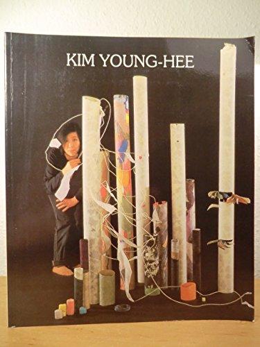 Kim Young-Hee. Plastiken - Bilder - Puppen. Arbeiten aus Papier 1981 - 1987. Publikation zur Ausstellung 1987, Museum Haus Löwenberg Gegenbach und Galerie Richard Grimm München