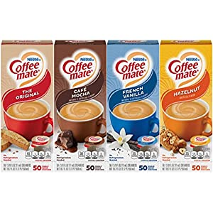 Coffee Mate 375 oz Liquid Creamers 4 Flavors