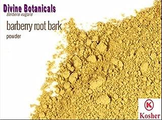 DIVINE BOTANICALS Barberry Root Bark Powder (4oz)