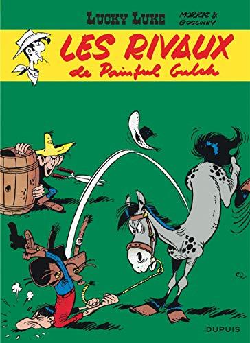 Lucky Luke, tome 19 : Les Rivaux de Painful Gulch